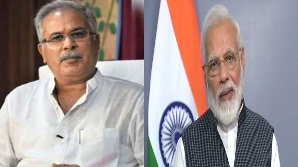 bhupesh-baghel-again-wrote-a-letter-to-pm-modi-ask