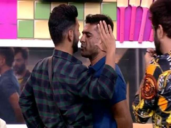 bigg-boss-14-rahul-vaidya-and-eijaz-khan-fight-and