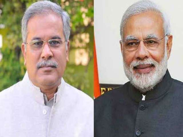 cm-bhupesh-baghel-writes-a-letter-to-the-pm-modi-a