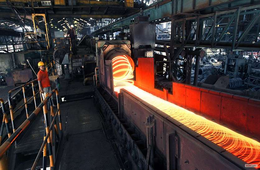 steel-industry-gets-iron-ore-at-30-percent-concess